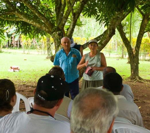 Prayer Service Costa Rica